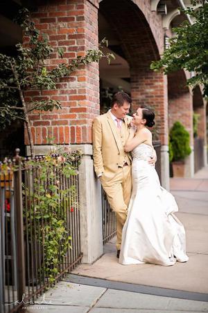 The Heathman Hotel Kirkland wedding Seattle