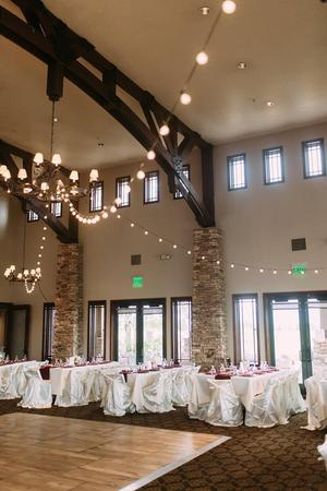 Colorado National Golf Course wedding Denver