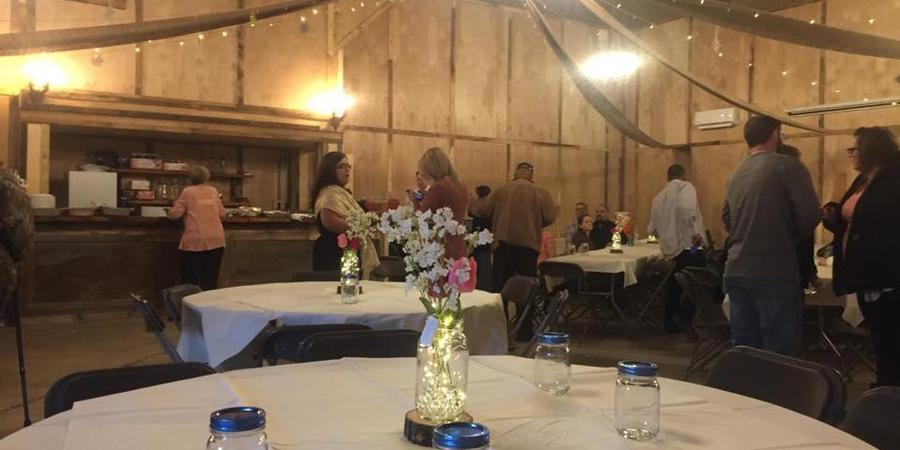 The Harpers Ferry Event Barn wedding West Virginia