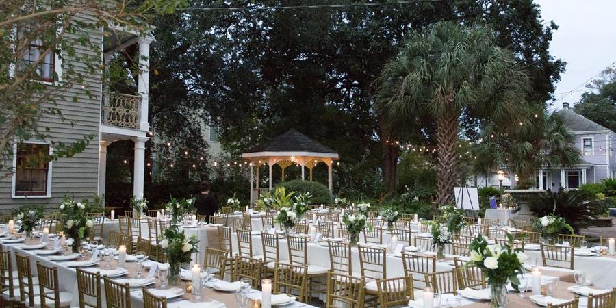 Benachi House wedding New Orleans