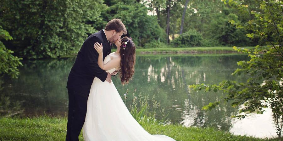 Enchanted Hills wedding Springfield