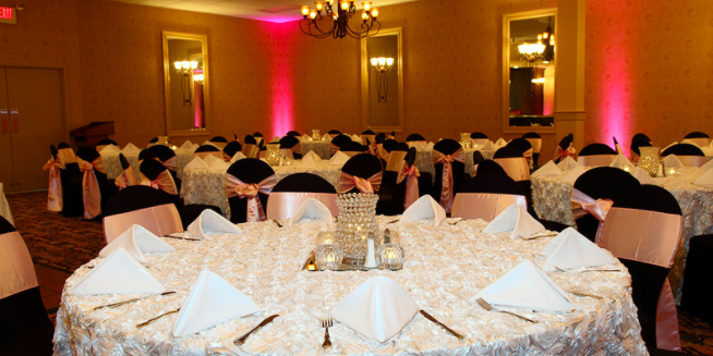Orlando's Event Center - Maryland Heights wedding St. Louis