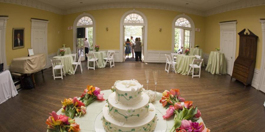 Colonnade Club wedding Charlottesville