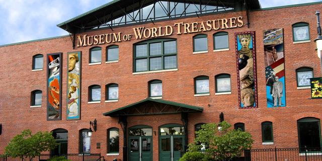 Museum of World Treasures wedding Kansas City