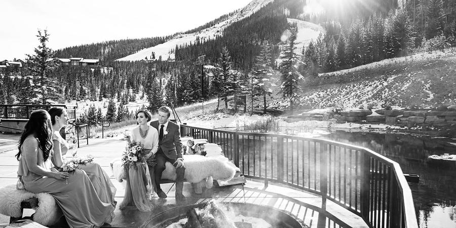 Moonlight Basin Resort wedding Montana