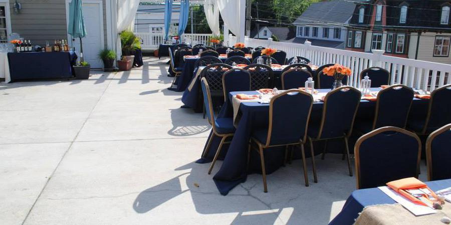Brick Hotel on the Circle wedding Delaware
