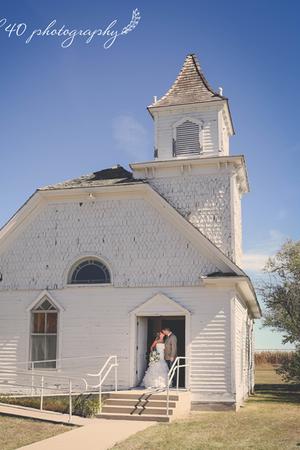 Prairie Museum of Art and History wedding Kansas City