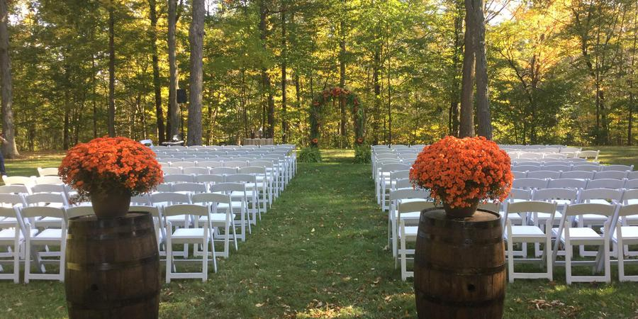 Dorral Farm wedding Columbus