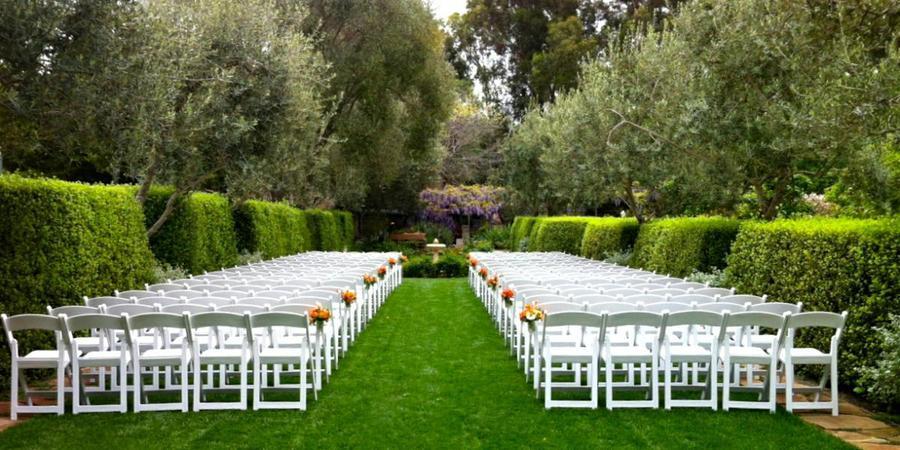Allied Arts Guild wedding Peninsula