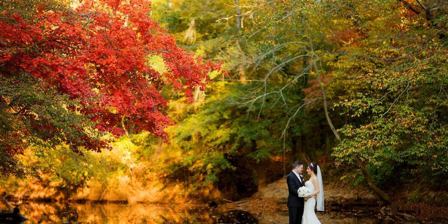 Vecoma At The Yellow River wedding Atlanta