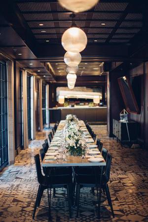 Nico Osteria wedding Chicago