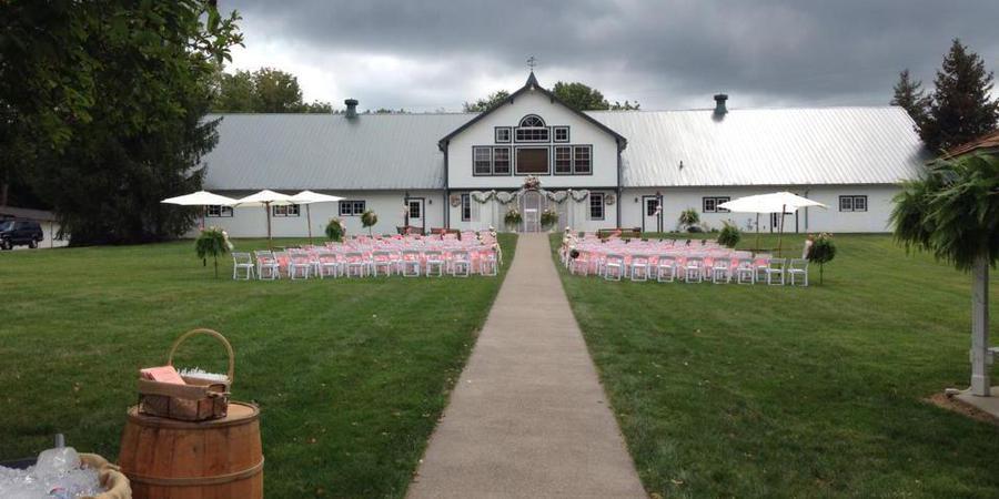 Little Brook Meadow wedding Columbus