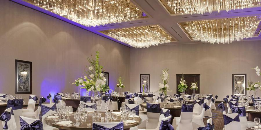 Hilton Fort Worth wedding Dallas