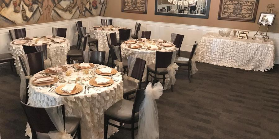 Compari's and Fiamma Grille wedding Detroit