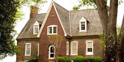 Billingsley House Museum wedding Annapolis