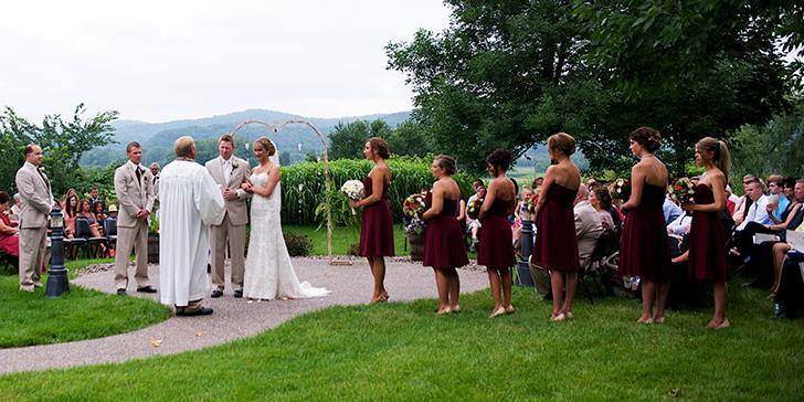 Stoney Creek - La Crosse wedding Madison