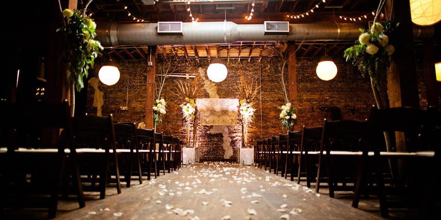 B&A Warehouse wedding Birmingham