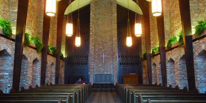 Chapel of Memories and Colvard Student Union wedding Mississippi