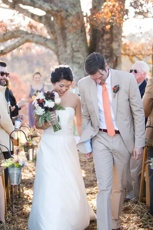 Greenbrier Farms wedding Greenville