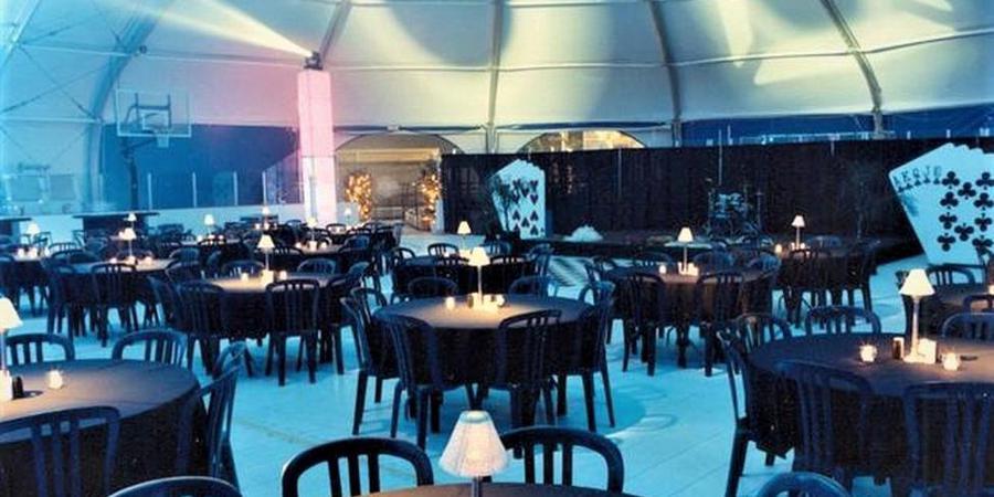 Big League Dreams, Cathedral City wedding Palm Springs