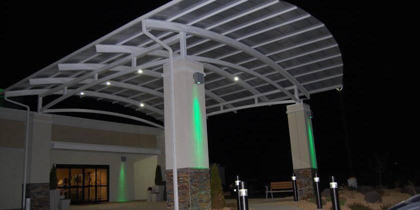 Holiday Inn Staunton wedding Charlottesville