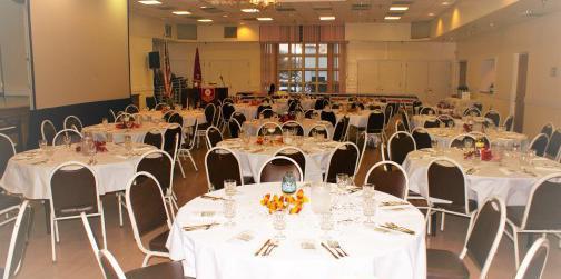 Springfield American Legion wedding Northern Virginia