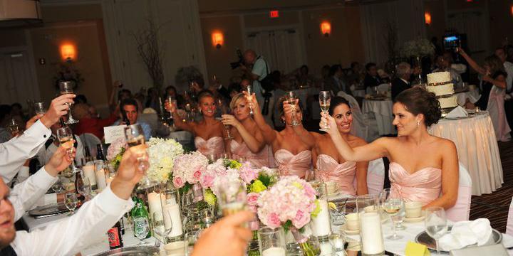 Sheraton Iowa City Hotel wedding Des Moines