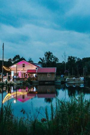The Barn at Camp Nellie wedding Raleigh/Triangle