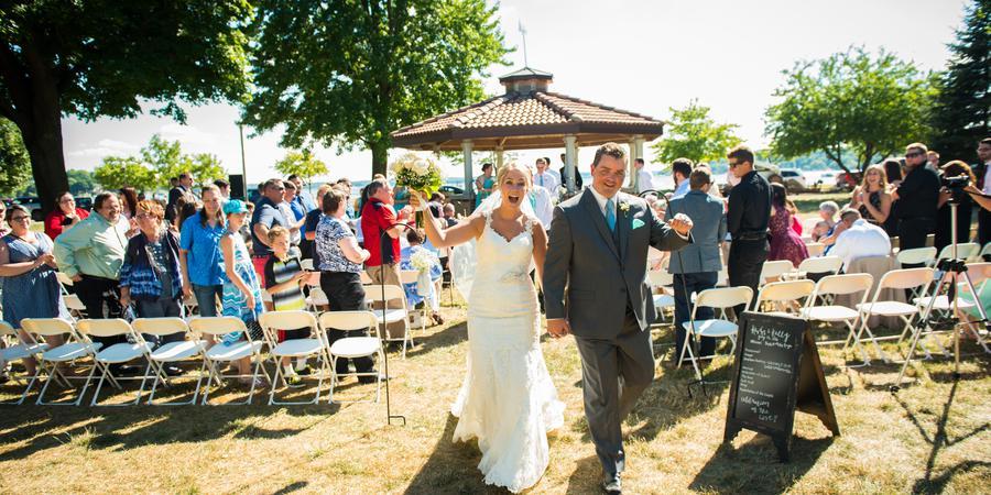 The Cove of Lake Geneva wedding Milwaukee