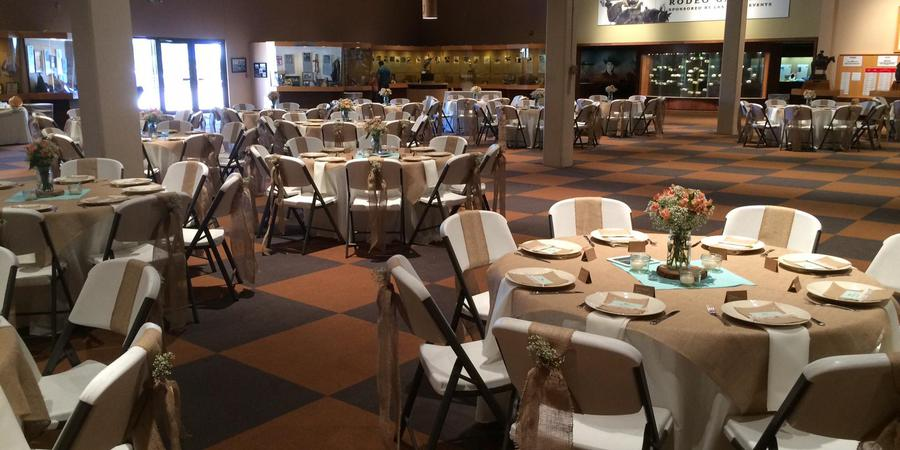 ProRodeo Hall of Fame & Museum of the American Cowboy wedding Colorado Springs