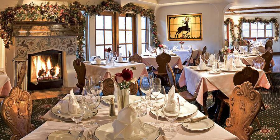 Goldener Hirsch Inn wedding Salt Lake City