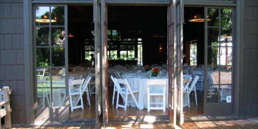 Sausalito Woman's Club wedding Marin