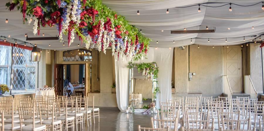 Berkeley City Club wedding East Bay