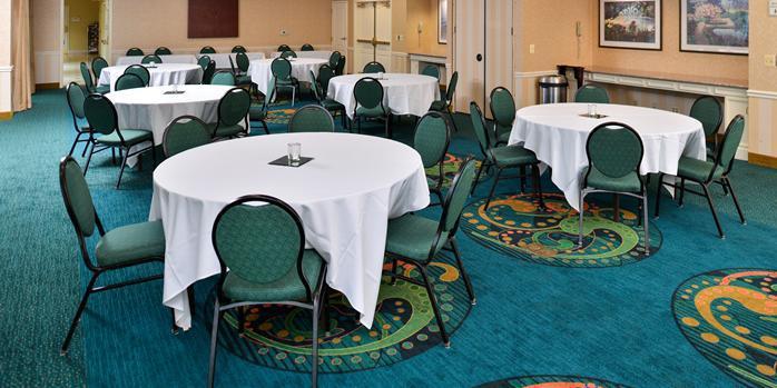Hilton Garden Inn Columbia wedding Baltimore