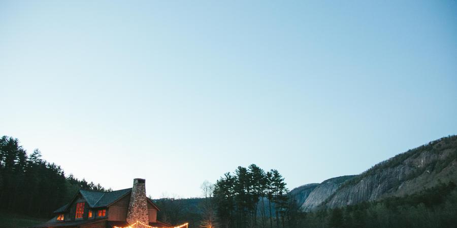 Lonesome Valley wedding Asheville