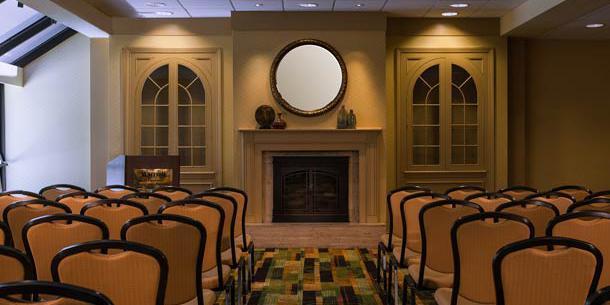 Greensboro-High Point Marriott Airport Hotel wedding Greensboro/Triad