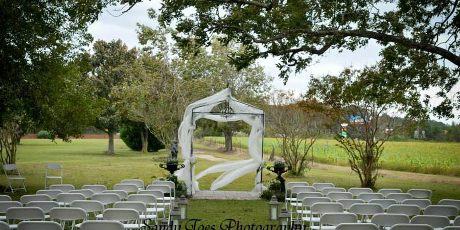Winona Place Events wedding Myrtle Beach