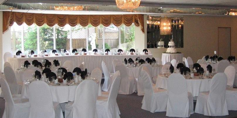 La Mirage Wedding & Banquet Facility wedding New Haven