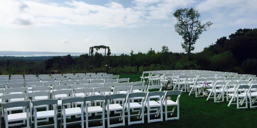 Dunmaglas Golf Course wedding Traverse City