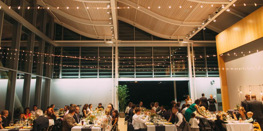 The Newport Beach Civic Center Community Room wedding Orange County