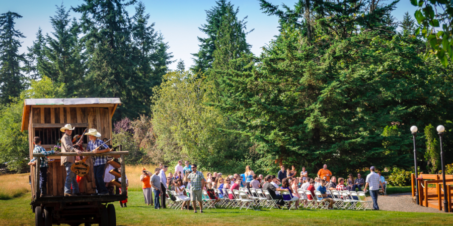 Grimstad Farms wedding Seattle