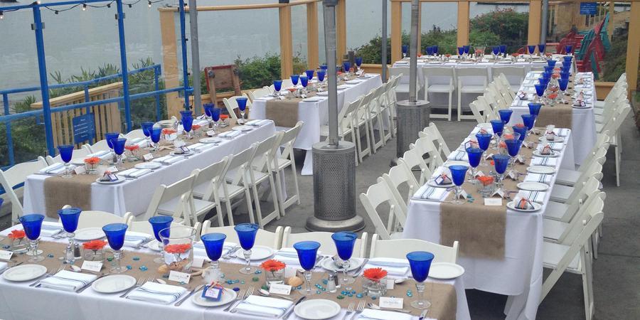 Sam's Chowder House Half Moon Bay wedding Peninsula