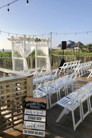 Hilton Cocoa Beach Oceanfront wedding Orlando