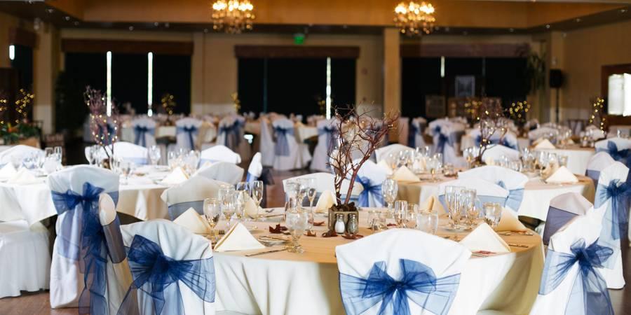 The Ridge Golf Club and Event Center wedding Sacramento