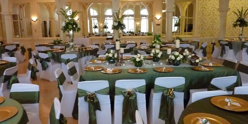 St. Cecilia Music Center wedding Grand Rapids
