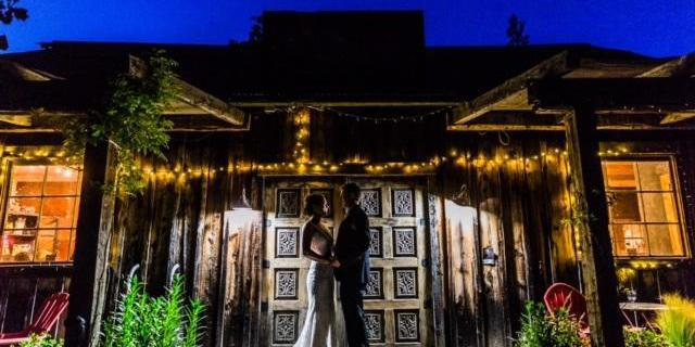 Val du Vino Winery wedding Yosemite