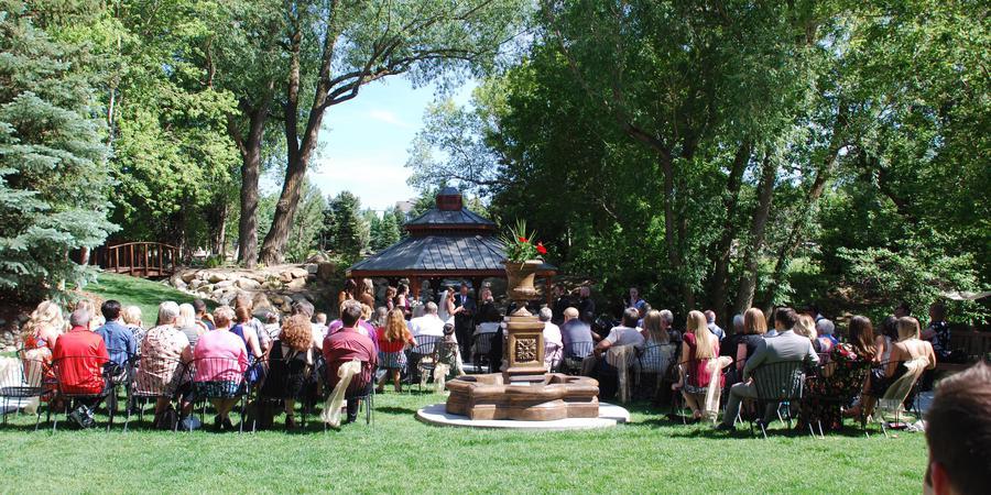 Alpine Art Center wedding Salt Lake City