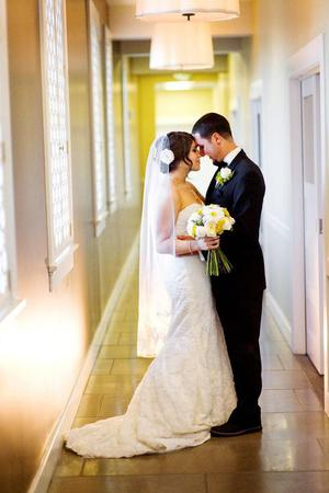 Hotel Parq Central wedding New Mexico