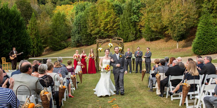 Chota Falls Estate wedding Atlanta
