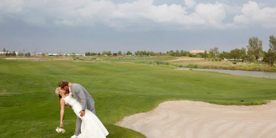 Stonebridge Golf Club wedding Salt Lake City